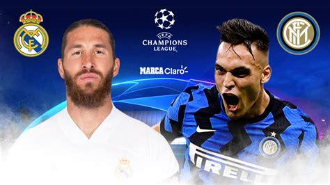 Marcador final: Real Madrid vs Inter de Milan: resumen ...