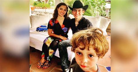 Marcelia, hija de Joan Sebastian, aparece con Julián, hijo ...