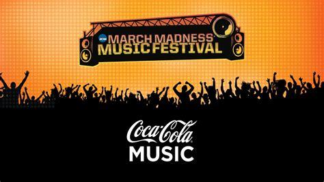 March Madness Music Festival: Coca Cola Music   MVP Sports TV