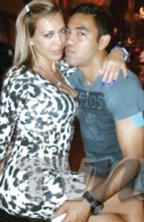Marco Fabián engaña a Ana Bekoa con otra en Las Vegas