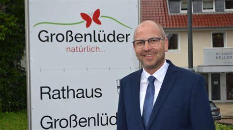 Marco Herbert ist Bürgermeisterkandidat der CDU ...