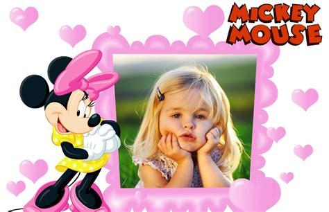 Marco infantil de Minnie | Marcos para Fotos Gratis