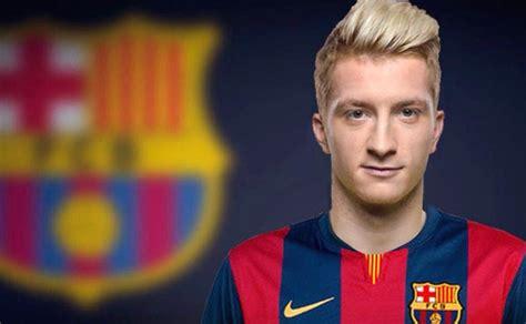 Marco Reus, preferred transfer target for Barca fans ...