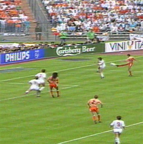 Marco: THIS moment =   at EURO  88, Marco van Basten ...