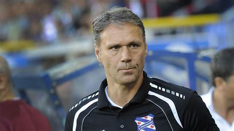 Marco Van Basten Appointed to FIFA Role