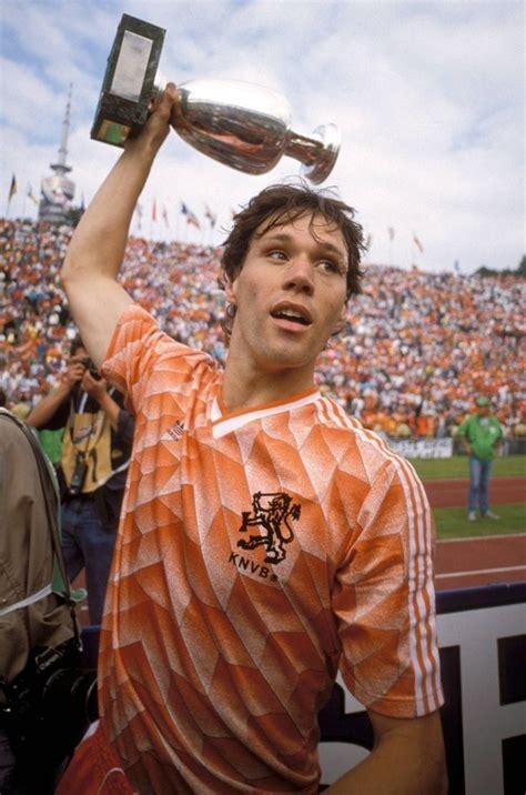 Marco Van Basten Euro 1988 | Marco van basten, Football ...