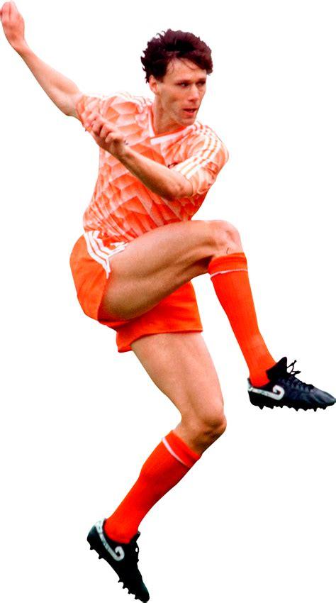 Marco Van Basten football render   24663   FootyRenders