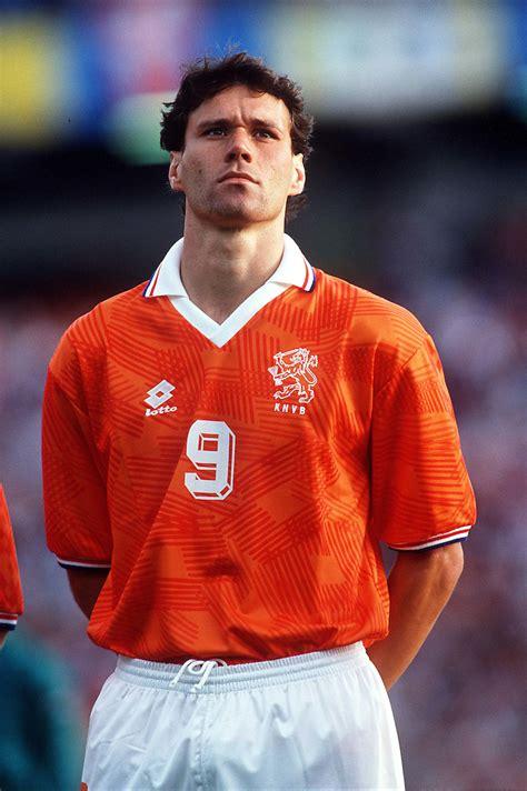 MARCO VAN BASTEN HOLLAND EURO 1992   SEEN Sport Images