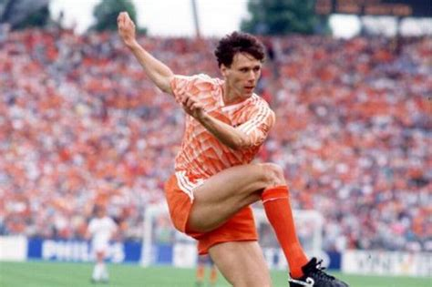 Marco van Basten might be a legend but his ideas to ...