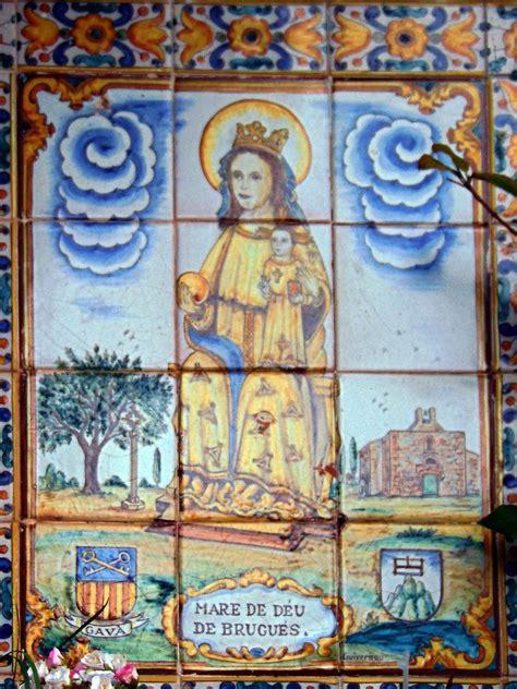 Mare de Déu de Brugués  Gavà  | Montserrat   Camí dels ...