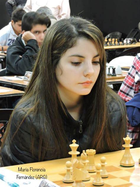 Maria Florencia Fernandez  ARG . | beautiful chess player ...