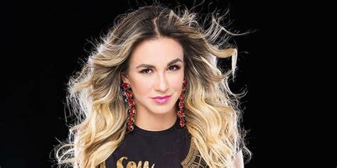 María José promete lanzar un  súper disco  en 2019