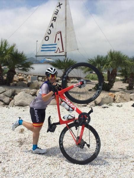María José Silvestre, nueva embajadora de WRC   TradeBike ...