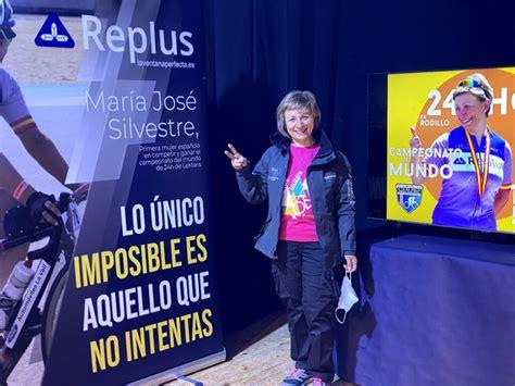 María José Silvestre, subcampeona Mundial 24 horas virtual ...