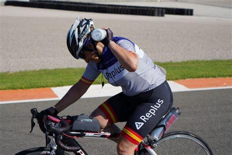 María José Silvestre, una pionera sobre la bicicleta que ...