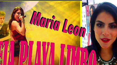 Maria Leon ABANDONA  Playa Limbo  Noticias   YouTube