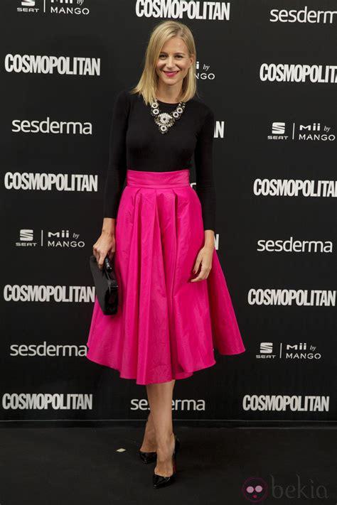 María León en la entrega de los Cosmopolitan Fun Fearless ...