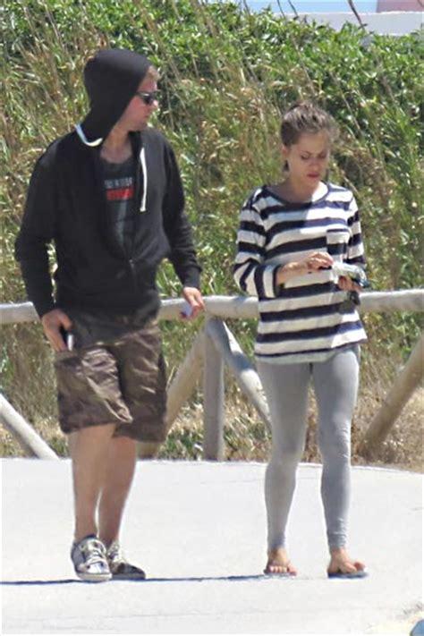 María León se escapa a Cádiz con su novio
