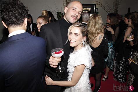 María León y su novio Juan Molina en la  Private Party  de ...