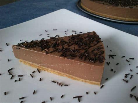 María s Recipe Book: Tarta de chocolate con cuajada ...