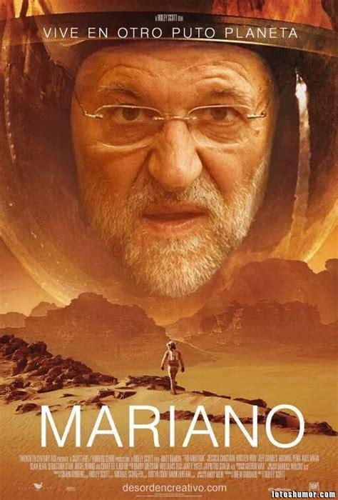Mariano, la película. Fotos de humor.