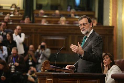 Mariano Rajoy asegura que no dimitirá y aboca a un cambio ...