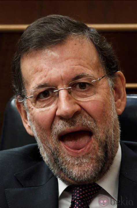 Mariano Rajoy con la boca abierta   Las caras de Mariano ...