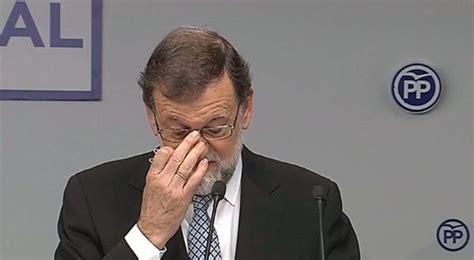 Mariano Rajoy deja la presidencia de Partido Popular ...