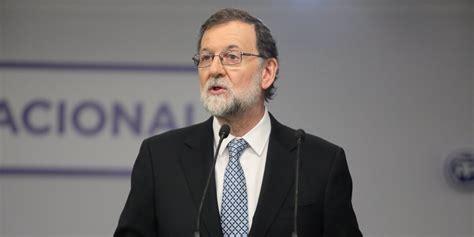 Mariano Rajoy dimite de la presidencia del Partido Popular ...