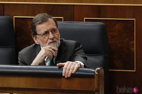 Mariano Rajoy en el Congreso de los Diputados   Foto en ...