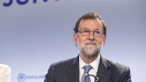 Mariano Rajoy entra en campaña a tres días del congreso ...