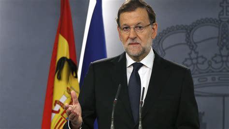 Mariano Rajoy:  Hoy, todos somos Francia
