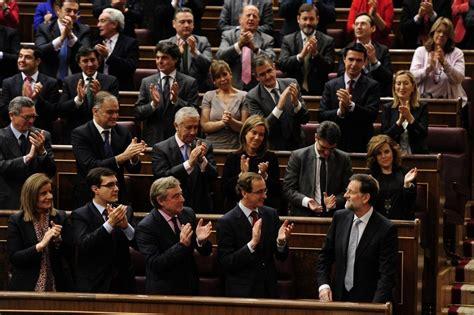 Mariano Rajoy investido presidente del Gobierno