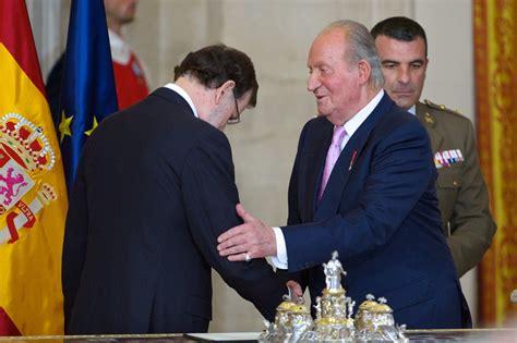 Mariano Rajoy, King Juan Carlos I   Mariano Rajoy Photos ...