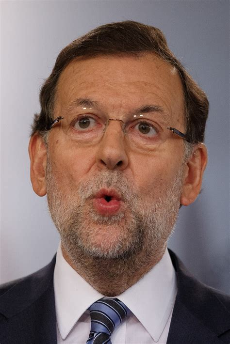 Mariano Rajoy   Mariano Rajoy Photos   Mariano Rajoy Holds ...