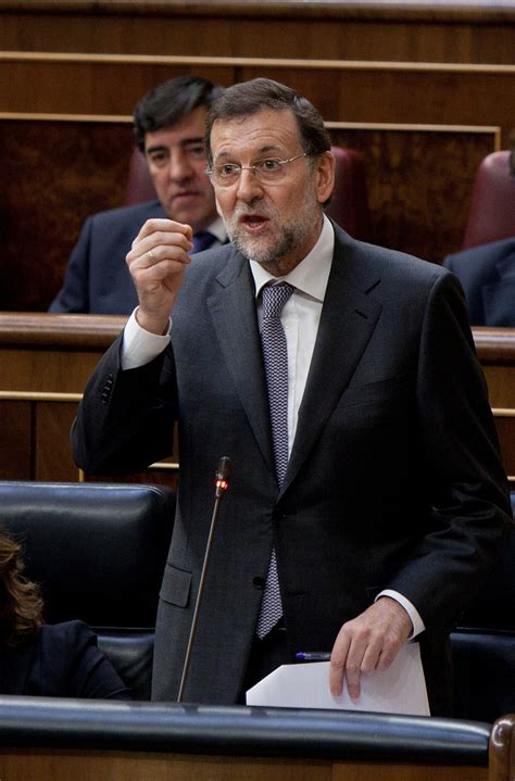 Mariano Rajoy   Mariano Rajoy Photos   Spanish Prime ...