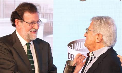 Mariano Rajoy:  Mi hijo quiere ser Pepe Domingo Castaño