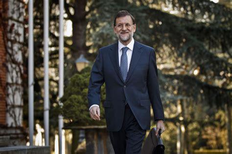 Mariano Rajoy nombra a los 13 ministros del nuevo Gobierno
