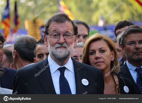 Mariano Rajoy, Presidente del gobierno español, en la ...