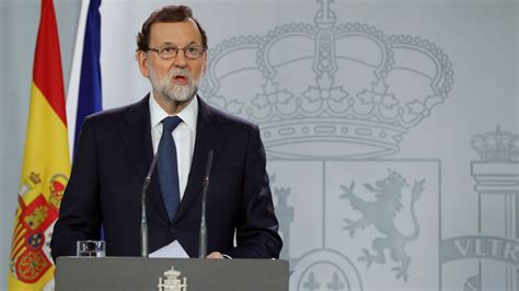 Mariano Rajoy, ¿rival de Rubiales por la presidencia de la ...