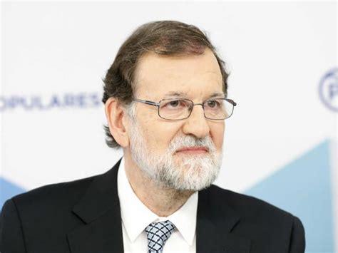 Mariano Rajoy se retira de la política:  Ha llegado el ...