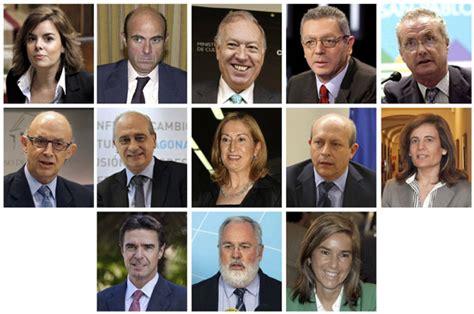 Mariano Rajoy se rodea de un grupo de gran calado ...