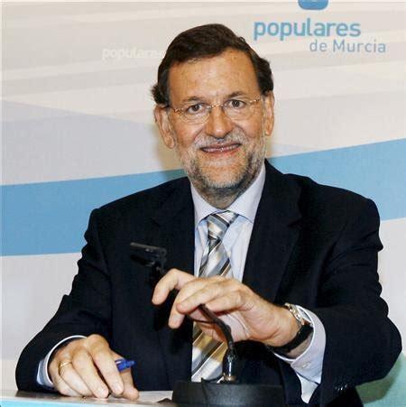 Mariano Rajoy: «Si yo fuera ministro del Interior ...