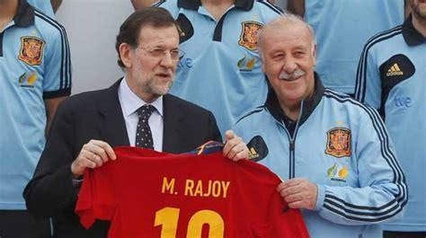 Mariano Rajoy suena como posible sustituto de Luis Rubiales