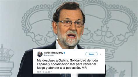 Mariano Rajoy viaja a Galicia para seguir de cerca los ...