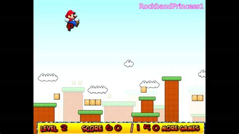 Mario Games To Play Online Free   Mario Typing Game   YouTube