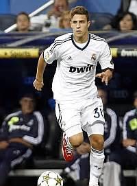 Mario Hermoso, from high school to the Bernabeu   MARCA ...