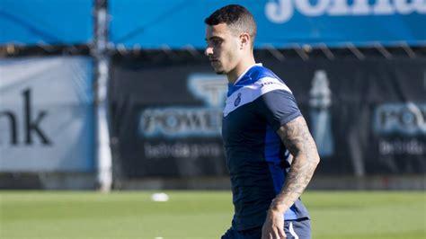 Mario Hermoso:  Ni fue mi mejor partido ni lo fue el del ...