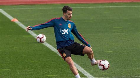 """Mario Hermoso: """"Me veo en el Espanyol hasta final de ..."""
