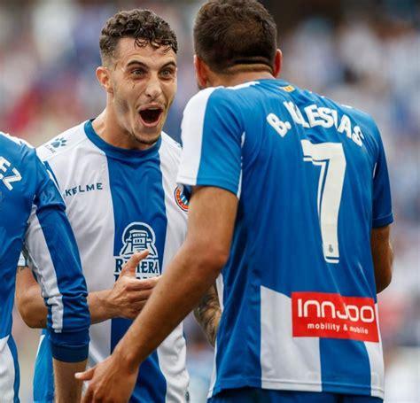 Mario Hermoso y su alma de delantero   Espanyol   Diario ...